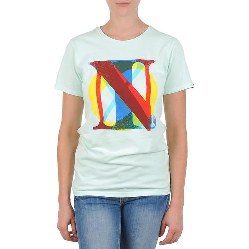 T-shirts & Polos Nixon PACIFIC Vert 350x350