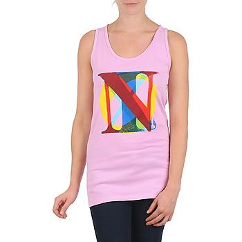 T-shirts & Polos Nixon PACIFIC TANK Rose / Multicolore 350x350