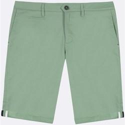 Vêtements Homme Shorts / Bermudas Faguo Saulieu Vert clair