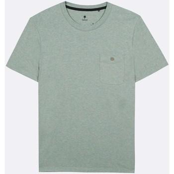 Vêtements Homme T-shirts & Polos Faguo Olonne Vert clair