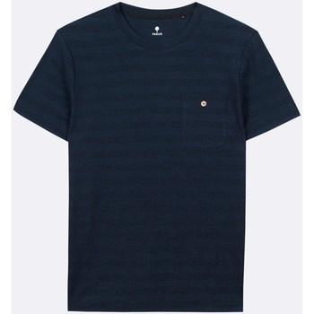Vêtements Homme T-shirts & Polos Faguo Olonne Bleu marine