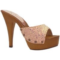 Chaussures Femme Mules Kiara Shoes K93001 Rose