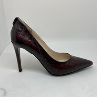 Chaussures Femme Escarpins NeroGiardini 3532/613 ESCARPIN CROCO Rouge