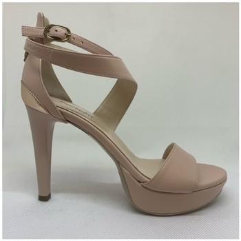 Chaussures Femme Sandales et Nu-pieds NeroGiardini 2820 SANDALE TALON AIGUILLE Rose