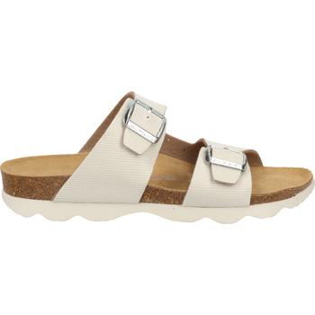 Chaussures Femme Sabots Rohde Mules Weiß