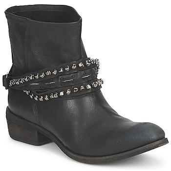 Bottines / Boots Strategia GRONI Noir 350x350