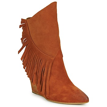Bottines / Boots Strategia FRANGIO Marron 350x350