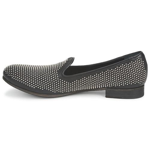 Cloupi Mocassins Strategia Chaussures Femme Noir 6gybfY7v