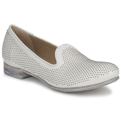 Mocassins Strategia CLOUPI Blanc 350x350