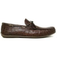 Chaussures Homme Chaussures bateau Zerimar SURINAM Marron