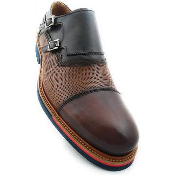 Chaussures Homme Derbies Zerimar SAN SALVADOR Marron