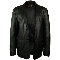 Vêtements Homme Vestes / Blazers Zerimar AUSTRALIA Noir