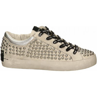 Chaussures Femme Baskets basses Crime London LOW TOP HERITAGE white