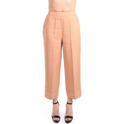 Vêtements Femme Pantalons 5 poches Kocca LAPSE Tondu Femme Marron