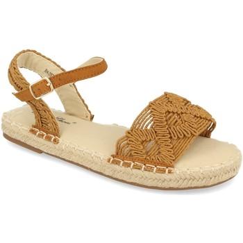 Chaussures Femme Sandales et Nu-pieds Milaya 2S25 Camel