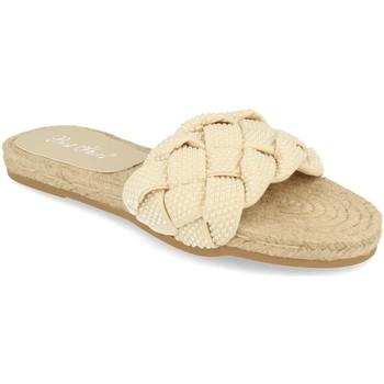 Chaussures Femme Mules Milaya 2S31 Beige