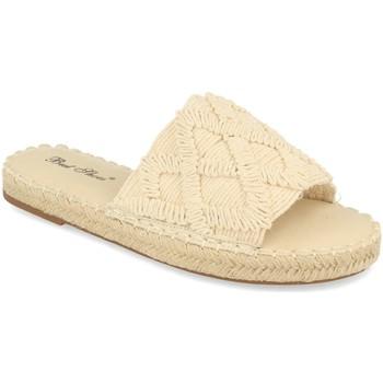Chaussures Femme Mules Milaya 2S24 Beige
