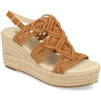 Chaussures Femme Sandales et Nu-pieds Milaya 5S3 Camel