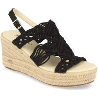 Chaussures Femme Sandales et Nu-pieds Milaya 5S3 Negro