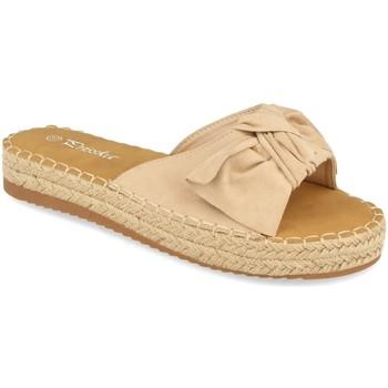 Chaussures Femme Mules Prisska YJ8382 Beige