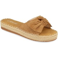 Chaussures Femme Mules Prisska YJ8382 Camel