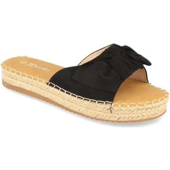 Chaussures Femme Mules Prisska YJ8382 Negro