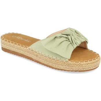 Chaussures Femme Mules Prisska YJ8382 Verde