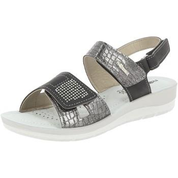 Chaussures Femme Sandales et Nu-pieds Rohde 1366 Noir