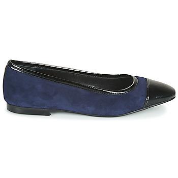 Chaussures Femme Ballerines / babies JB Martin SUCCES Bleu