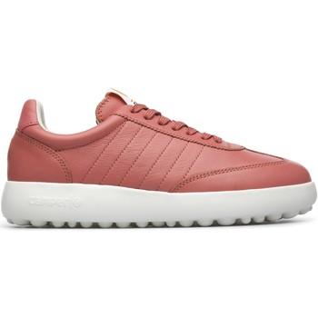 Chaussures Femme Baskets mode Camper Baskets cuir PELOTAS XLF rougemarron