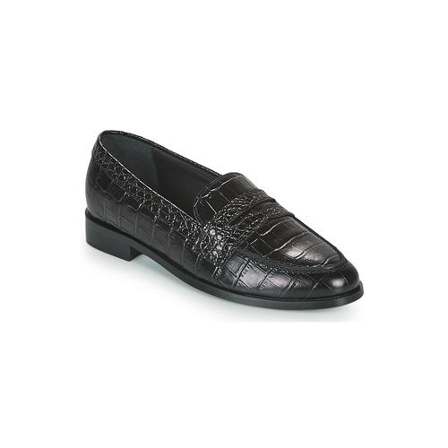 Chaussures Femme Mocassins JB Martin AGILE Noir