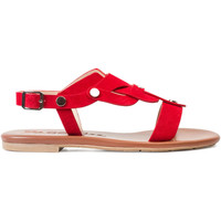 Chaussures Femme Sandales et Nu-pieds Paco Gil ANGELA Rouge