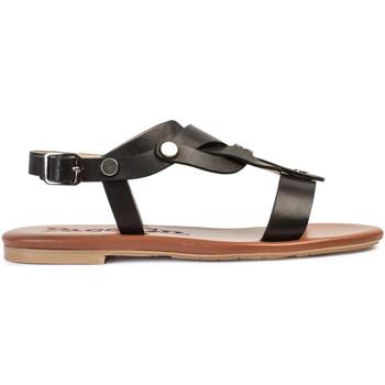 Chaussures Femme Sandales et Nu-pieds Paco Gil ANGELA Noir
