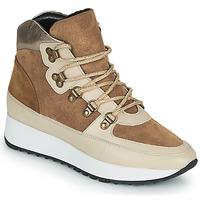 Chaussures Femme Baskets montantes JB Martin COURAGE Marron