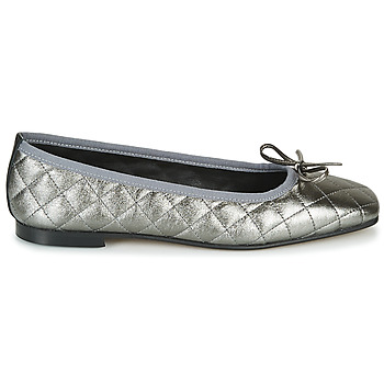 Chaussures Femme Ballerines / babies JB Martin PASSION Gris