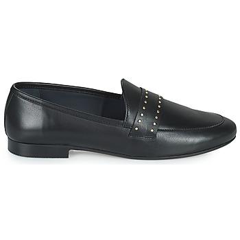 Chaussures Femme Mocassins JB Martin FRANCHE ROCK Noir