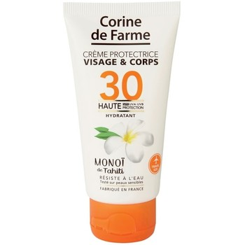 Beauté Protections solaires Corine De Farme Crème protectrice visage&corps SPF30 50ml Autres