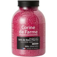 Beauté Produits bains Corine De Farme Sels de Bain Marins Sensual Rose Autres