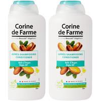 Beauté Soins cheveux Corine De Farme Lot de 2 Après Shampooings Soin à l'Huile d'Argan Autres