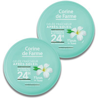 Beauté Protections solaires Corine De Farme Lot de 2 Gelées fraîcheur après-soleil 150ml Autres
