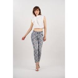 Vêtements Femme Jeans Toxik3 Jean imprimé Bleu jean clair
