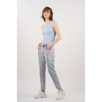 Vêtements Femme Jeans bootcut Toxik3 Jean vintage Bleu jean clair
