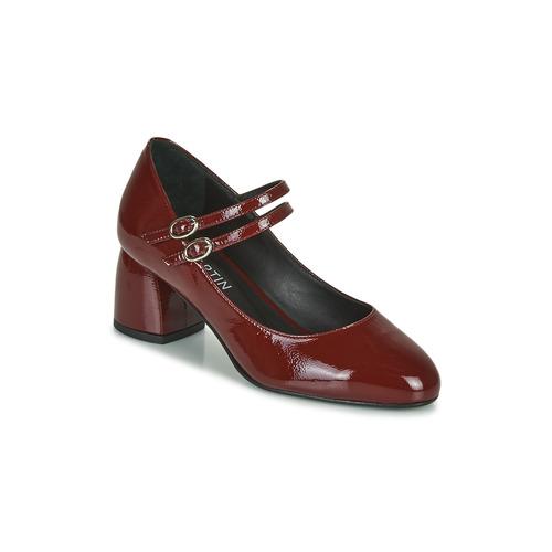 Chaussures Femme Escarpins JB Martin ECLIPSE Bordeaux