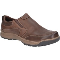 Chaussures Homme Mocassins Hush puppies  Marron