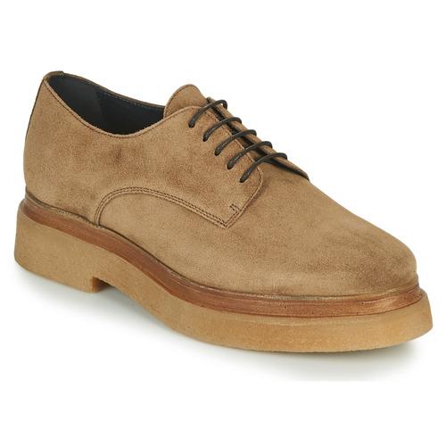 Chaussures Femme Derbies JB Martin OSER Beige