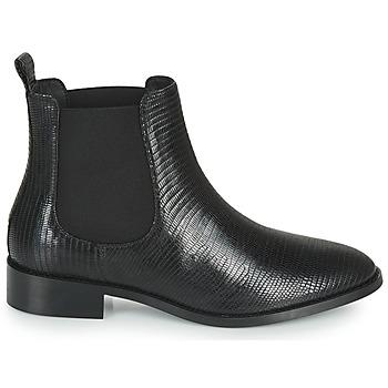 Chaussures Femme Boots JB Martin ATTENTIVE Noir