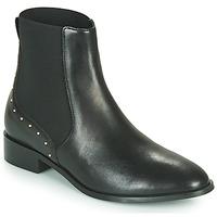 Chaussures Femme Boots JB Martin ANGE Noir