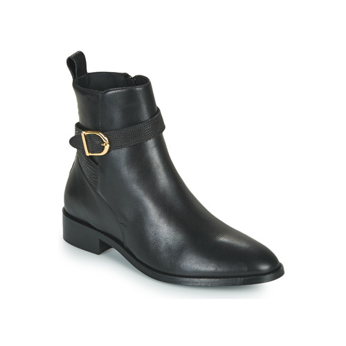 Chaussures Femme Boots JB Martin AGREABLE Noir
