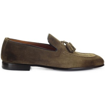 Chaussures Homme Mocassins Doucal's Mocassin Glands Brown