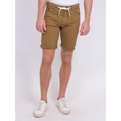 Vêtements Shorts / Bermudas Ritchie Bermuda BANDAL Cognac